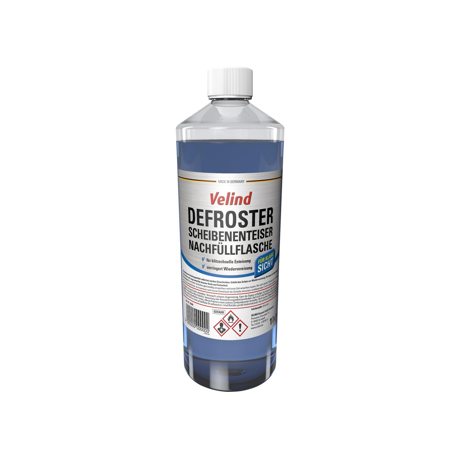 Defroster Nachfüllflasche, 1 l