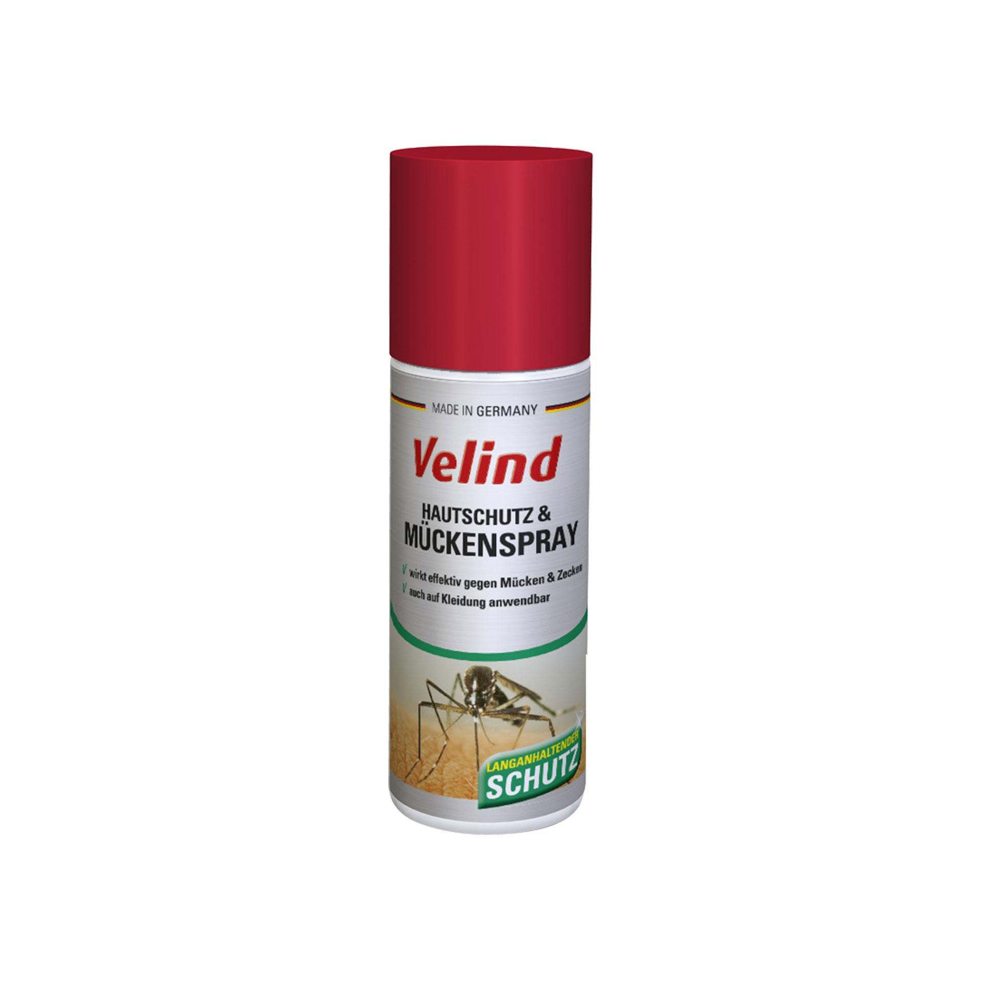 Hautschutz und Mückenspray, 50 ml