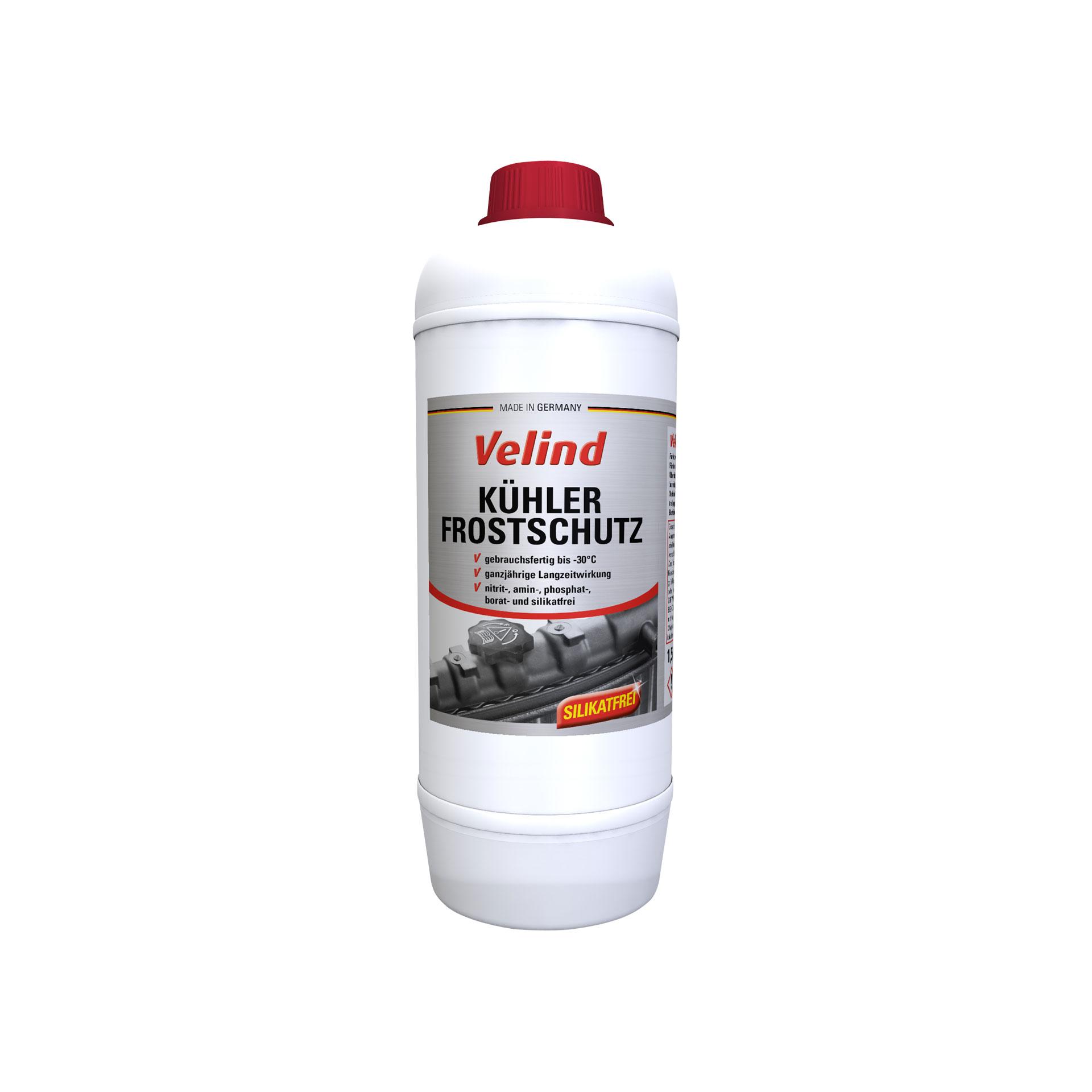 Kühlerfrostschutz gebrauchsfähig bis -30°C, 1 l, silikatfrei